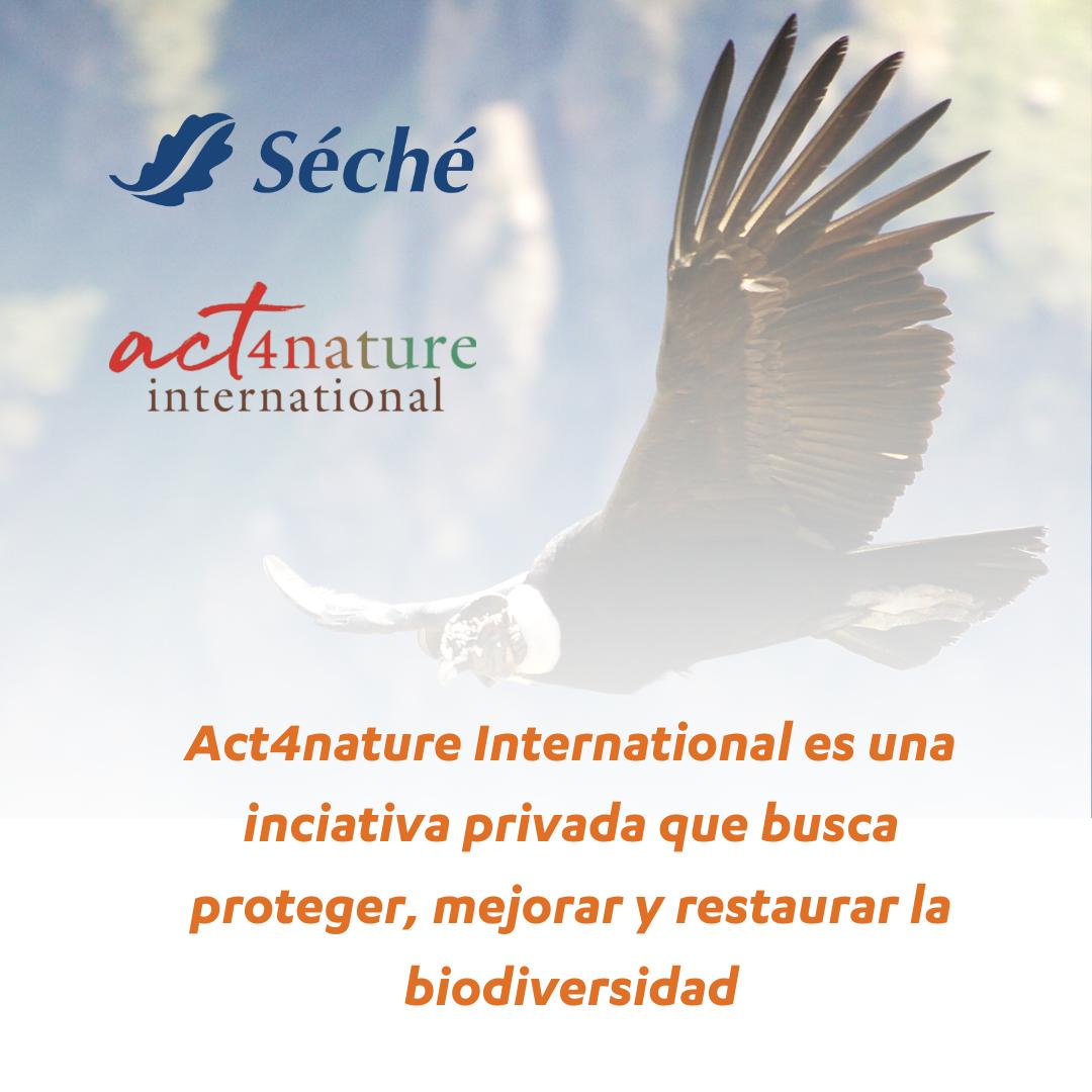 Act4nature International Séché 10 principios base